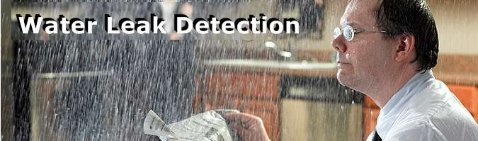 Water Leak Detection Water Leak Detection