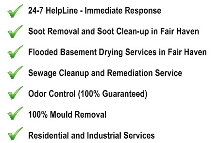 Water Damage Restoration & Flood Clean-Up Fair Haven NJ