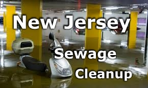 Sewage Cleaning Service - Sewer Backup Water Removal NJ