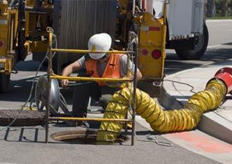 Hudson Sewage Leak